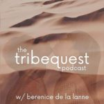 the tribequest podcast cover