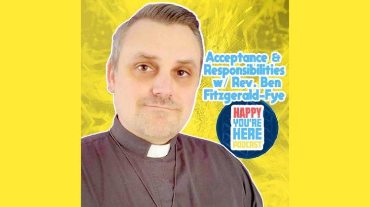 Pastor Ben Fitzgerald-Fye